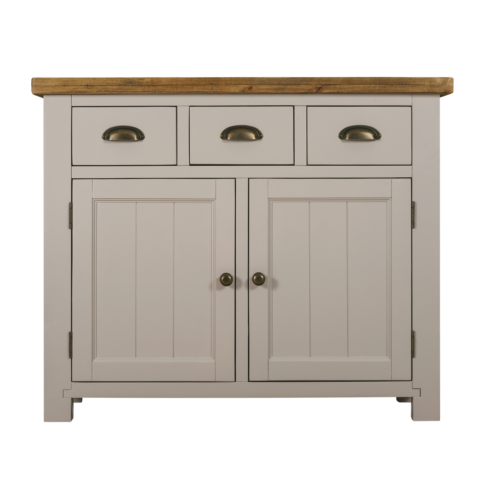 Kansas Painted 2 Door 3 Drawer Sideboard